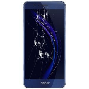 huawei honor 8 skjerm bytte