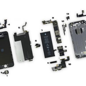 iPhone reservedeler