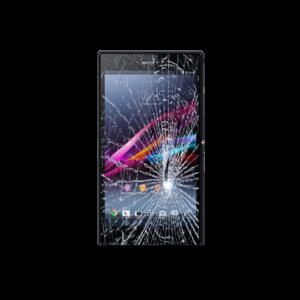 Sony Xperia Z5 Compact skjerm bytte