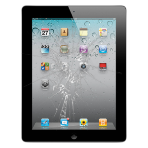 iPad 4 skjerm bytte