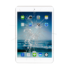 iPad mini 3 skjerm bytte