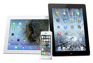 ipad og iphone reparasjon