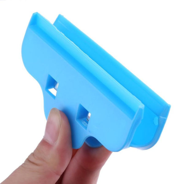 Plastikk klemmer