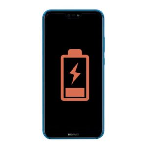 Huawei p20 lite batteri bytte - Reparasjon