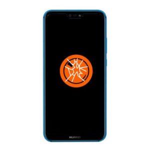 Knust Huawei P20 Lite kameralinse