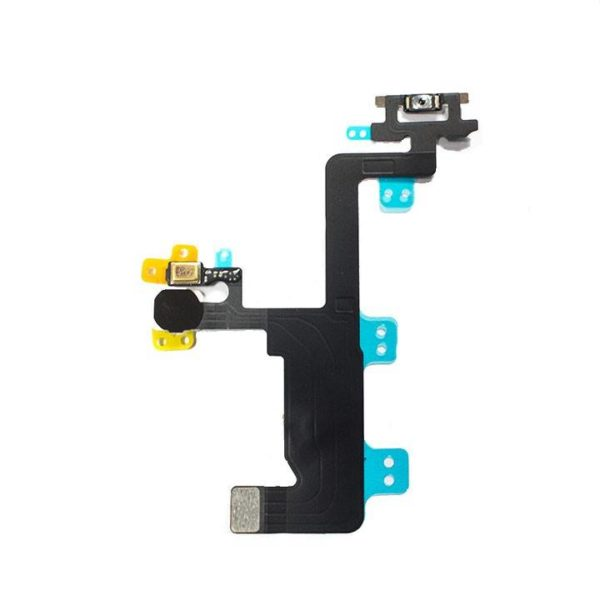 iPhone 6 Plus låseknapp og blitz flex kabel