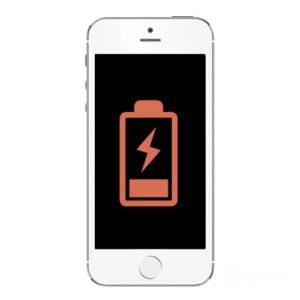 iphone 5 se batteri bytte
