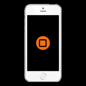 iphone 5s hjem knapp bytte