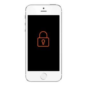 iPhone 5 SE låseknapp reparasjon