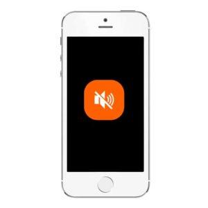 iPhone 5s lydløs mute knapp reparasjon