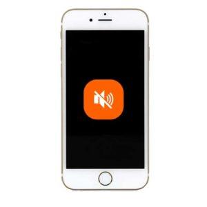 iPhone 6 lydløs mute knapp reparasjon