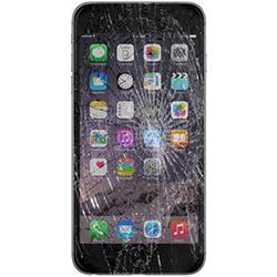 knust iphone reparasjon