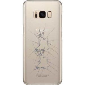 Samsung Galaxy S8 batteri skifte Drop in og innsending