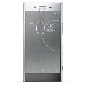Sony Xperia XZ Premium skjerm bytte