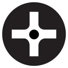 Pinhead 2.5 mm skrutrekker for iPhone