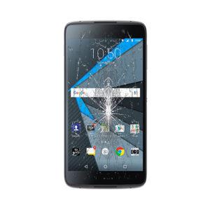 Blackberry Dtek60 skjerm bytte