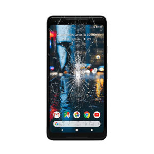 Google Pixel 2 XL skjerm bytte