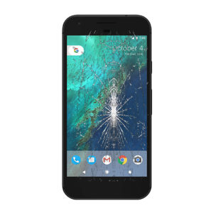 google pixel xl skjerm bytte