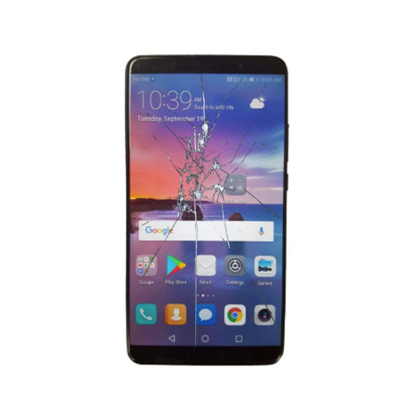 Huawei Mate 10 skjerm bytte