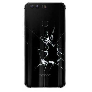 Knust Huawei Honor 8 bakglass