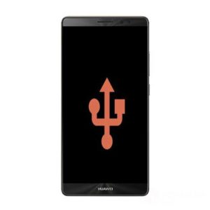 Huawei Mate 8 ladeport bytte