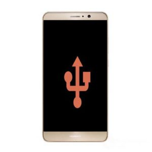 Huawei Mate 9 ladeport bytte