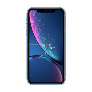 iphone xr skjerm bytte