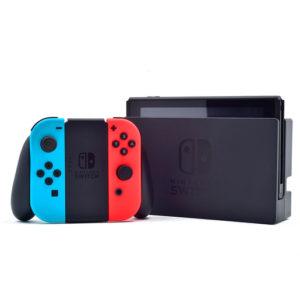 Nintendo Switch reparasjon