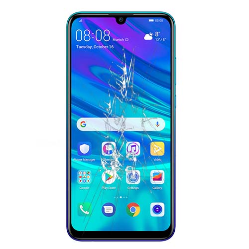 Huawei P Smart 2019 skjerm bytte
