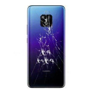Knust Huawei Mate 20 Pro bakglass