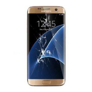 Samsung S7 Edge skjermbytte
